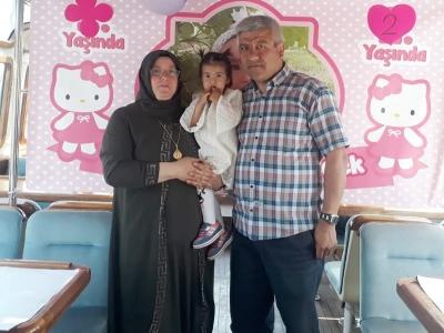 21 Yıl sonra gelen mutluluk.. Ayşe Melek 2 yaşında!      #HikayemeOrtakOl    #BaşarıÖyküleri