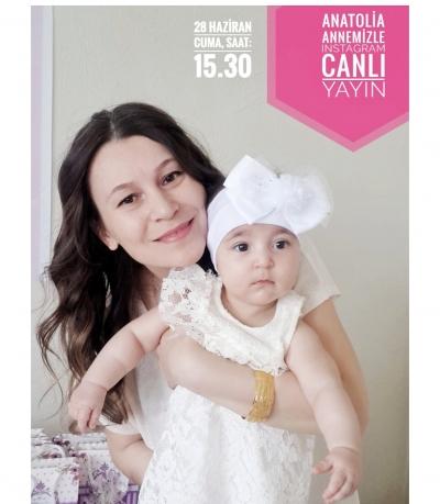Anatolia Annemizle Instagram Canlı Yayın...