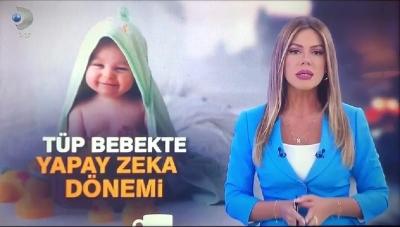 Tüp Bebekte Yapay Zeka Dönemi