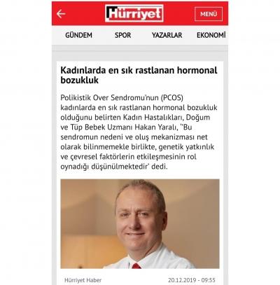 Kadınlarda En Sık Rastlanan Hormonol Bozukluk: PCOS