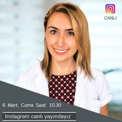 Doç.Dr. Mehtap Polat Instagram Canlı Yayın